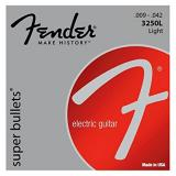 Fender  Nickel Plated Super Bullets Electric Guitar Strings 09-42 (3250L)
