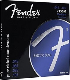 Fender Strings for Guitar (.45-.105) - 7150M