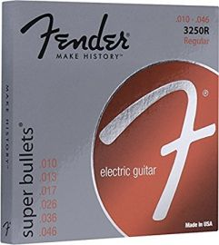 Fender Super Bullet Electric Guitar Strings (10-46) - 3250R