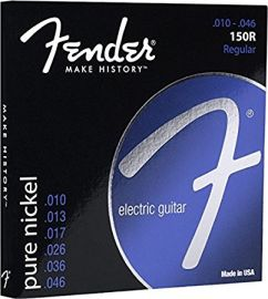 Fender Pure Nickel Guitar Strings 10-46 (150R)