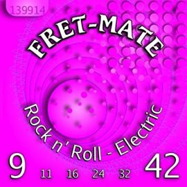 Fret Mate Electric Guitar Strings 009