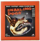 Snarling Dogs Coated Nickel Electric Guitar Strings - Light (10-46)