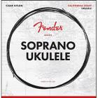 Fender California Coast Soprano Ukulele Strings
