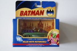 Corgi Batman Killer Moth Mothmobile - boxed