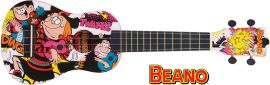 The Beano - Minnie The Minx Ukulele Outfit