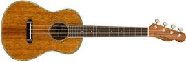 Fender Montecito Tenor Ukulele - Natural (Inc. Gig Bag)