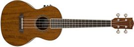 Fender Rincon Tenor Electro Ukulele - Natural (inc. case)