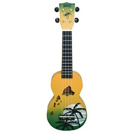 Mahalo Soprano Ukulele Hawaii - Burst (Various Colours)