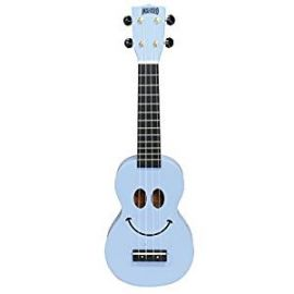 Mahalo Smile Soprano Ukulele - Various Colours