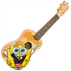 SpongeBob Wooden Ukulele - Annoying Orange