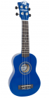 Octopus Soprano Ukulele - Dark Blue - Inc Bag