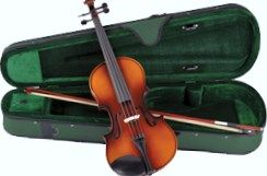 Antoni Debut 4/4 Violin Outfit (AVC30)(Full size)