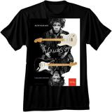 Fender - Hendrix Regardless of your Axis - Black T-Shirt (Size XXL)