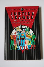 Justice League of America - Archive Edition - DC Annual - Hardback - Volume 7